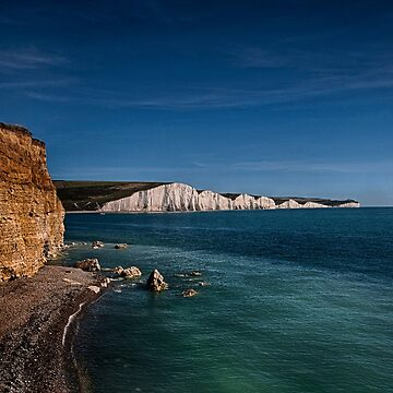 Short Cliff to Seven Sisters by RWTA