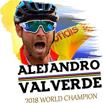 Valverde WC2018 by ballersnba