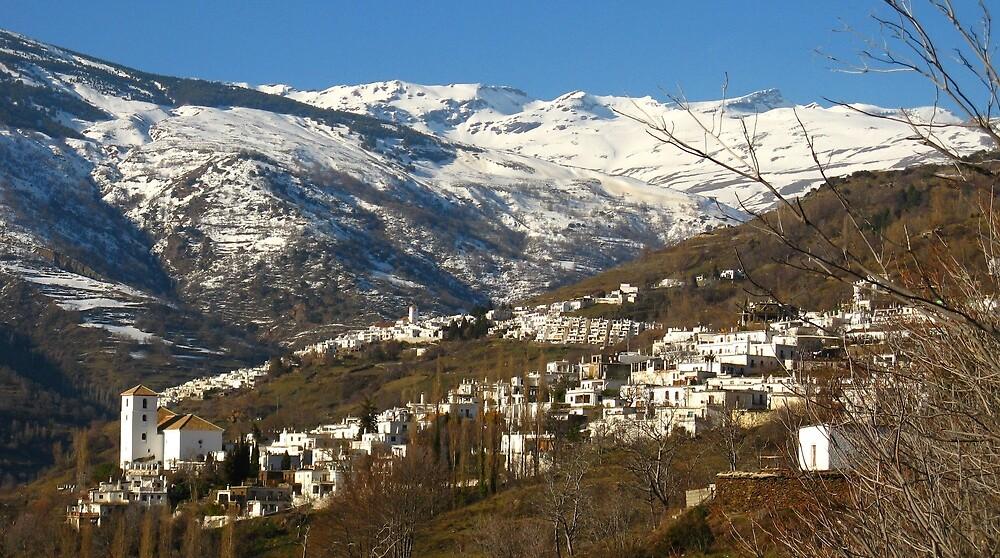 The Alpujarras, Spain by Fin Gypsy