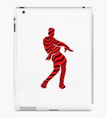 Orange Gerechtigkeit Tanz * EXKLUSIVE EDITION * iPad-Hülle & Klebefolie