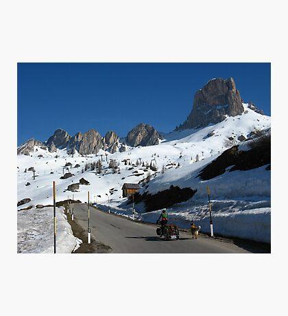 The Dolomites, Italy Photographic Print
