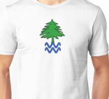 Tree & Water Unisex T-Shirt