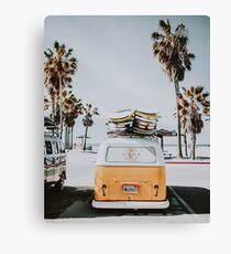 Lienzo Vamos a surfear