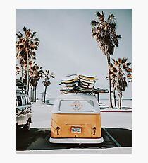 Let's Surf Photographic Print