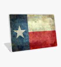 """The """"Lone Star Flag"""" of The Lone State Texas Laptop Skin"""