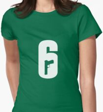 RAINBOW SIX SIEGE Women's Fitted T-Shirt