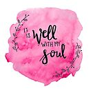 It is well by wallabysway