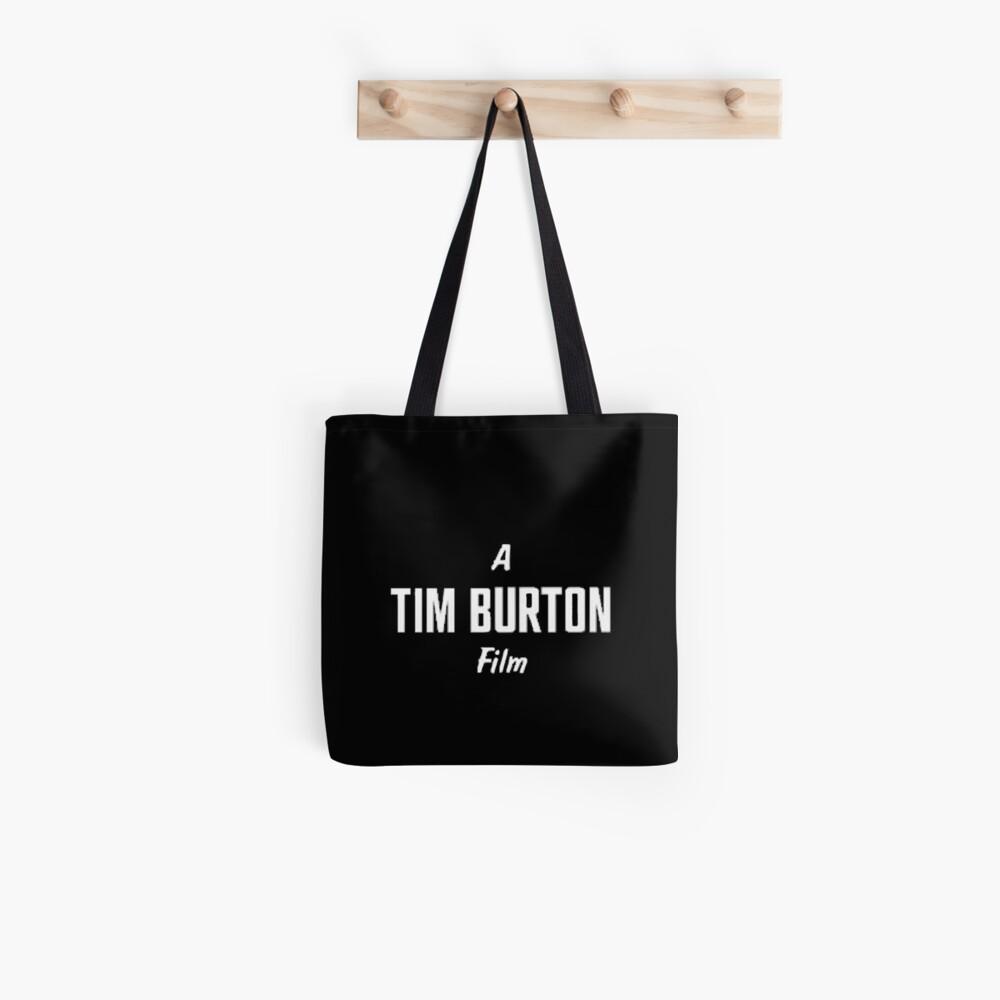 Tim Burton. Stofftasche