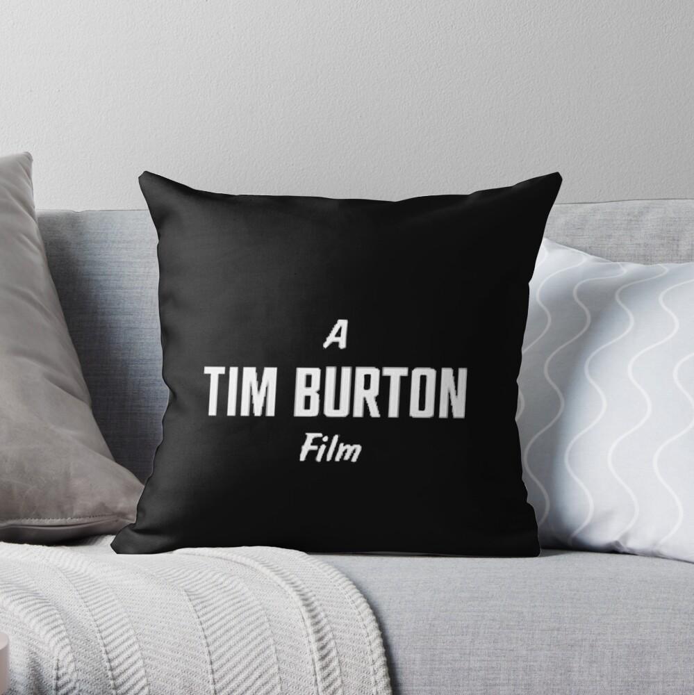 Tim Burton. Dekokissen
