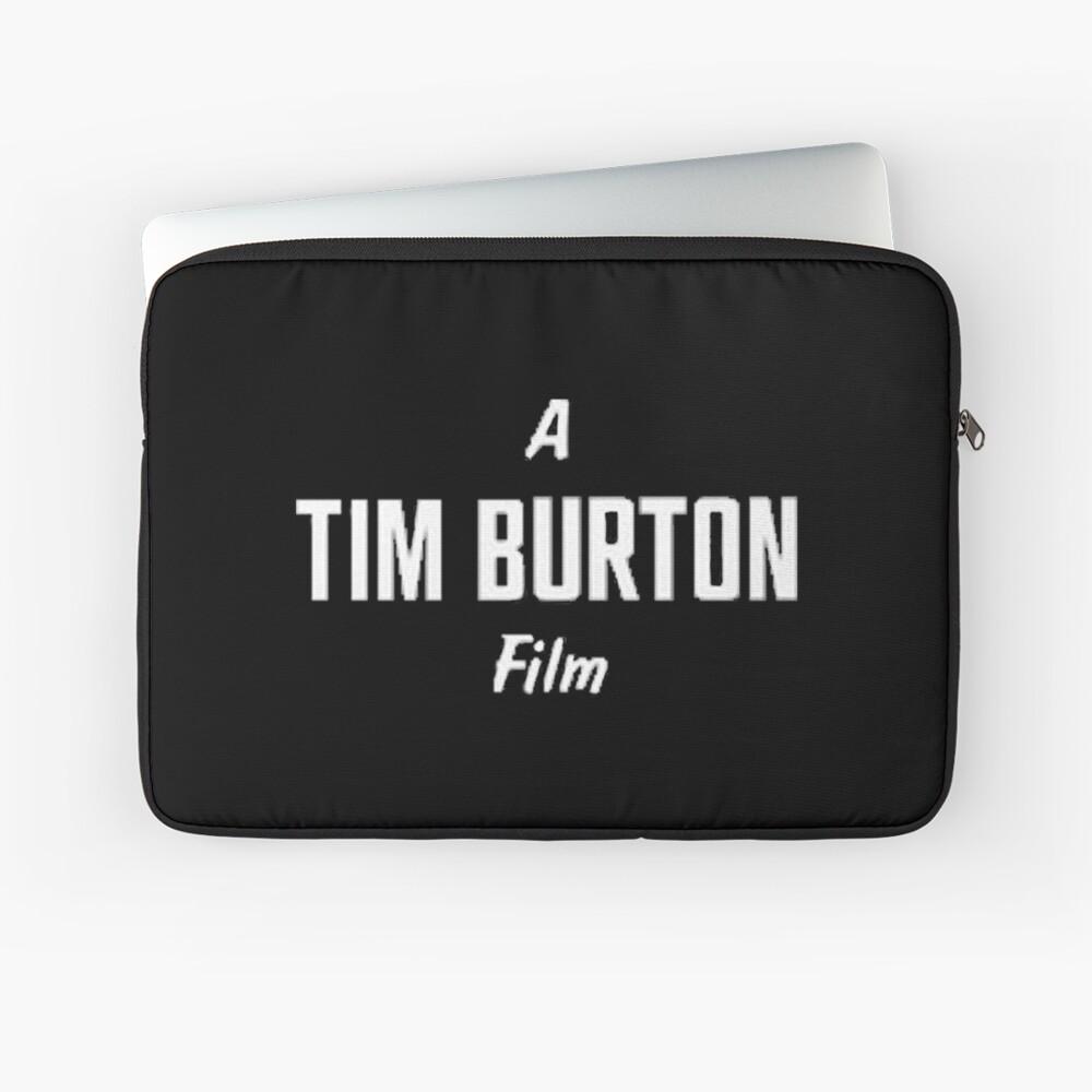 Tim Burton. Laptoptasche