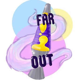 Far Out by FinsArt