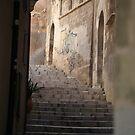The Streets of Palma de Mallorca . ©Dr.Andrzej Goszcz. by © Andrzej Goszcz,M.D. Ph.D