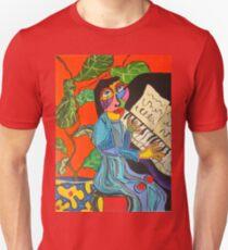 Piano Lady T-Shirt