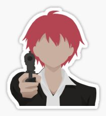 Karma Minimalisitc - Assassination Classroom Sticker