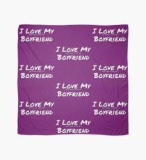 "I Love My ""Pets More Than My' Boyfriend Scarf"