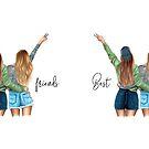 Best friends  by Elza Fouche