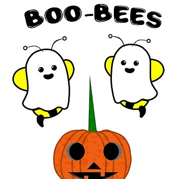 This Halloween, Wear The Boo-Bees by KenXyro