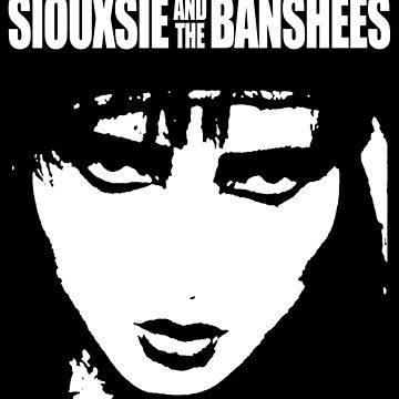 Siouxsie And The Banshees Shirt by RatRock