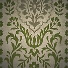 Vintage Wallpaper by Colin Tobin