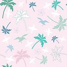 Tropical Shell Pink by Karin Taylor