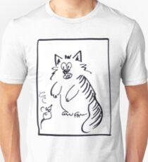 Mousid and Catliad Unisex T-Shirt