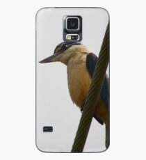 Urban kingfisher Case/Skin for Samsung Galaxy