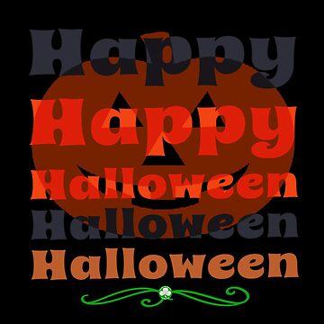 Happy Halloween by TimelessJourney