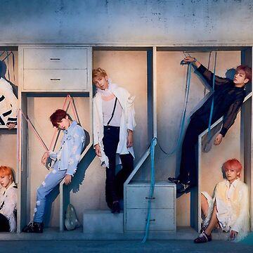 BTS - LOVE YOURSELF 'ANSWER' [GROUP - E.Ver] by Red-One48