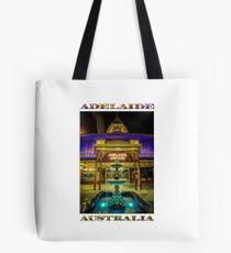Adelaide Arcade Facade (poster edition) Tote Bag