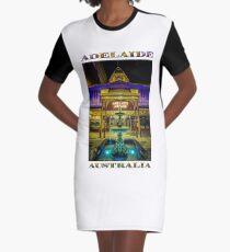 Adelaide Arcade Facade (poster edition) Graphic T-Shirt Dress