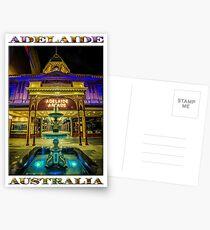Adelaide Arcade Facade (poster edition) Postcards