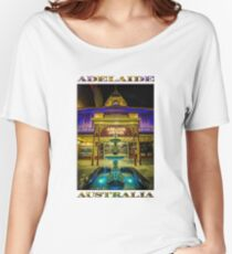 Adelaide Arcade Facade (poster edition) Women's Relaxed Fit T-Shirt