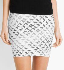 Adelaide Arcade Facade (poster edition) Mini Skirt