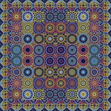 Mandala Sampler by lyle58