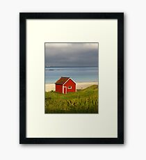 Lofoten Islands, Norway Framed Print