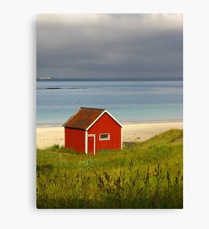 Lofoten Islands, Norway Canvas Print