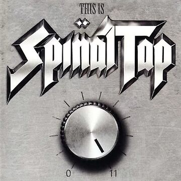 Spinal Tap by svampwolf