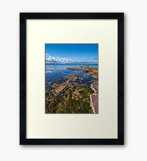 Watkins Bay, Beaumaris Framed Print