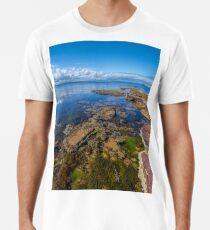 Watkins Bay, Beaumaris Premium T-Shirt