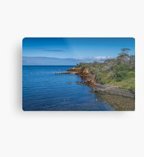 Watkins Bay - Beaumaris Metal Print