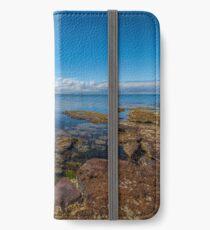 Beaumaris Bay Rocky Shore iPhone Wallet/Case/Skin