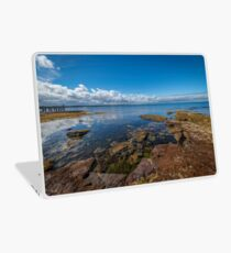 Beaumaris Bay Rocky Shore Laptop Skin