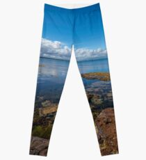Beaumaris Bay Rocky Shore Leggings