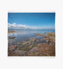Beaumaris Bay Rocky Shore Scarf