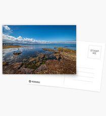 Beaumaris Bay Rocky Shore Postcards