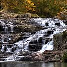 Rocky Falls (Shut-in) by Terence Russell