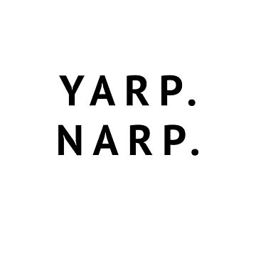 Yarp... Narp. by OutlineArt