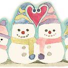 Snowmen Bundle by savesarah