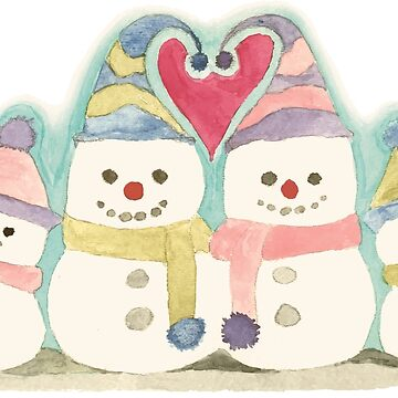 Snowmen Bundle by savesarah