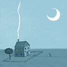 Lonely House by Alex G Griffiths